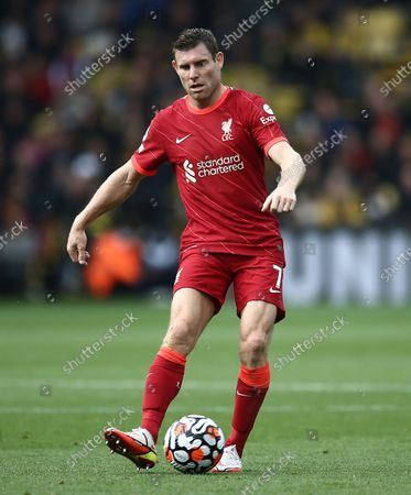James Milner of Liverpool