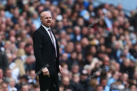 Manager of Burnley, Sean Dyche