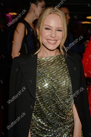 Stock Picture of Kylie Minogue