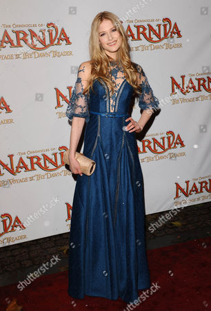 Editorial photo of 'The Chronicles of Narnia: The Voyage of the Dawn Treader', Royal Film Premiere, London, Britain - 30 Nov 2010