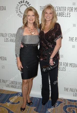 Mary Hart & Linda Bell Blue