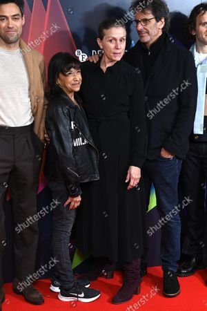 Editorial picture of Closing Press Conference, BFI London Film Festival, UK - 17 Oct 2021