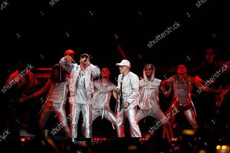 Editorial photo of iHeartRadio Fiesta Latina, Show, Orlando, Florida, USA - 16 Oct 2021