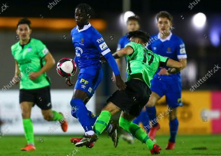 Editorial image of SSE Airtricity League Premier Division, RSC, Waterford - 15 Oct 2021