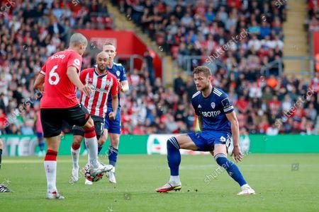 Editorial photo of Southampton v Leeds United, Premier League - 16 Oct 2021