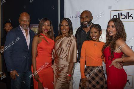 Editorial photo of 'Covenant' the Series Screening, Atlanta, Georgia, USA - 14 Oct 2021