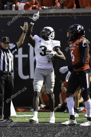 Editorial photo of NCAA Football UCF Knights vs Cincinnati Bearcats, Cincinnati, USA - 16 Oct 2021
