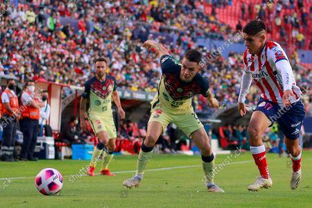 Editorial photo of Atletico San Luis vs. Club America, San Luis Potosi, Mexico - 16 Oct 2021