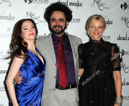 Editorial picture of 'Dead Awake' film premiere, Los Angeles, America - 30 Nov 2010