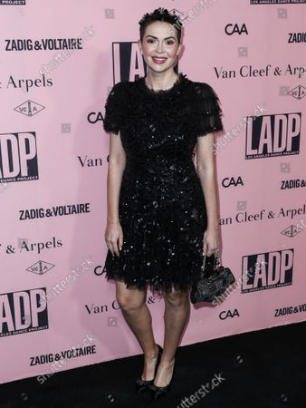 Editorial picture of L.A. Dance Project 2021 Gala - Unforgettable Evening Under The Stars, Beverly Hills, United States - 16 Oct 2021