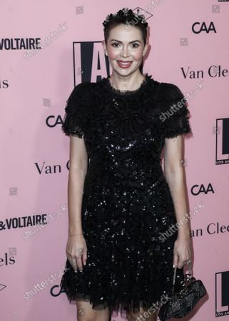 TV Presenter/actress Carly Steel arrives at the L.A. Dance Project 2021 Gala - Unforgettable Evening Under The Stars held at The Pritzker Estate on October 16, 2021 in Beverly Hills, Los Angeles, California, United States.