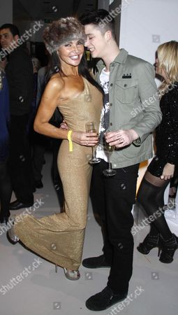 Lizzie Cundy and Ash Stymest