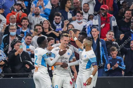 Editorial image of Soccer League One, Marseille, France - 17 Oct 2021