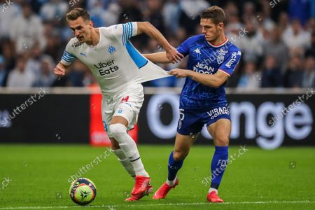 Editorial photo of Soccer League One, Marseille, France - 17 Oct 2021