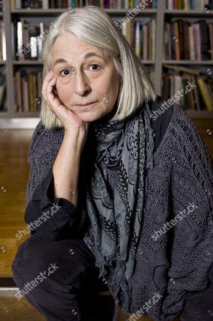 Editorial photo of Jenny Diski at the LRB Bookshop, London, Britain - 30 Nov 2010