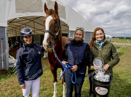 , 2021, Fair Hill, MD, USA: Zara Tindall (GBR) and Class Affair wins the Best Turned Out award at the Inaugural Maryland Five-Star at the Fair Hill Special Event Zone in Fair Hill, Maryland on , 2021. Martin won. Scott Serio/Eclipse Sportswire/CSM