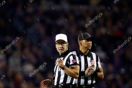 Editorial photo of Iowa St Kansas St Football, Manhattan, United States - 05 Oct 2021