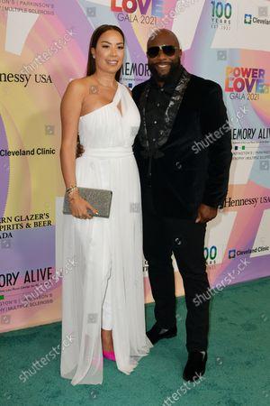 "Wanya Morris at Keep Memory Alive's 25th Annual Power Of Love Gala honoring Smokey Robinson and Kenny "" Kenneth Babyface Edmonds "" Edmonds at Resorts World Las Vegas in Las Vegas, Nevada on October 16, 2021."