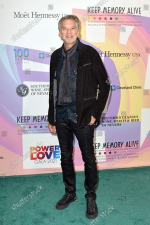 """Kenny Loggins at Keep Memory Alive's 25th Annual Power Of Love Gala honoring Smokey Robinson and Kenny """" Kenneth Babyface Edmonds """" Edmonds at Resorts World Las Vegas in Las Vegas, Nevada on October 16, 2021."""