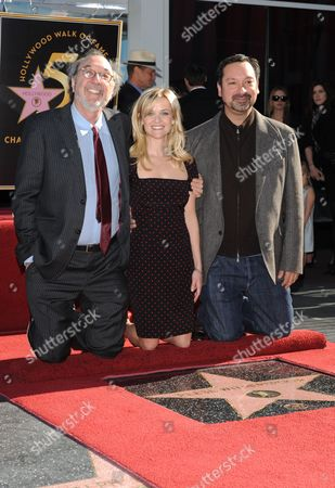 Editorial image of Reese Witherspoon Honored With Star On The Hollywood Walk Of Fame, Los Angeles, America - 01 Dec 2010