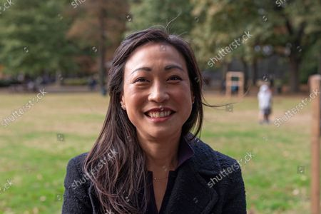 New York City council district 23 candidate Linda Lee attends her general election kickoff rally in Queens Borough of New York City.