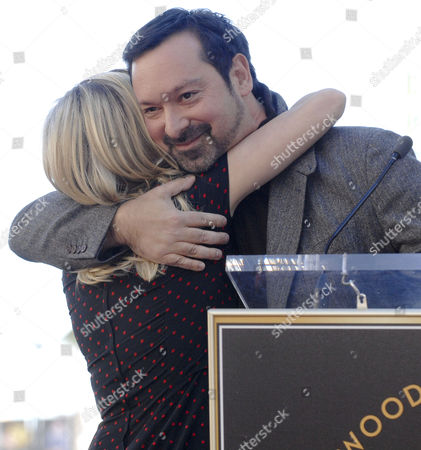 Stock Image of Reese Witherspoon and Jim Mangold