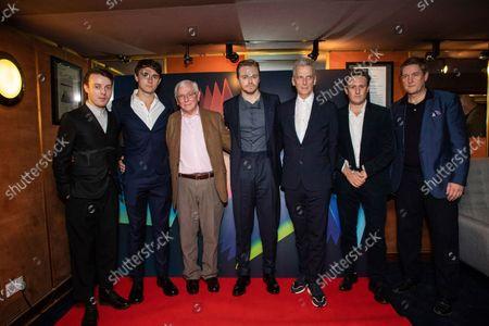 Editorial picture of LFF Benediction Premiere, London, United Kingdom - 15 Oct 2021