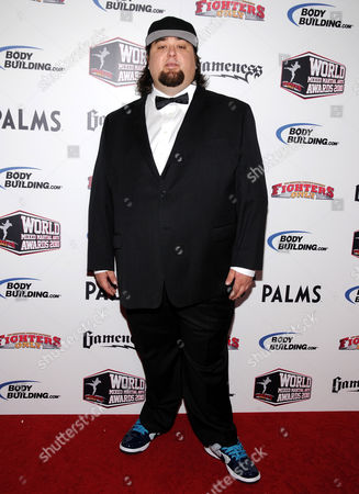 Editorial photo of World Mixed Martial Arts Awards 2010 at the Palms Resort, Las Vegas, America - 01 Dec 2010