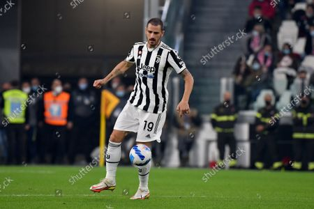Editorial photo of Italian football Serie A match Juventus FC vs AS Roma, Turin, Italy - 17 Oct 2021