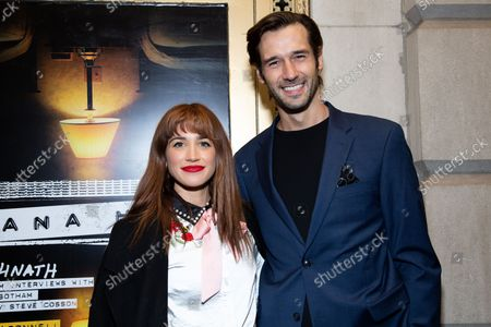 Editorial picture of Photos: On the Red Carpet for Opening Night of DANA H, New York, America - 17 Oct 2021