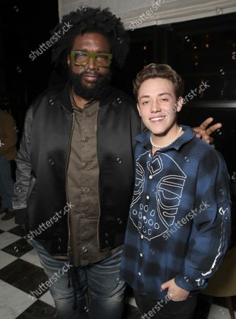 """Director Ahmir """" Questlove """" Thompson and Ethan Cutkosky attend a Searchlight Pictures """"Soul of Summer"""" Tastemaker Event"""""""