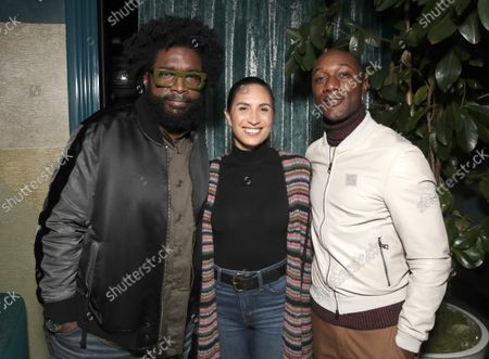 """Director Ahmir """" Questlove """" Thompson, Maya Jupiter and Aloe Blacc attend a Searchlight Pictures """"Soul of Summer"""" Tastemaker Event"""""""