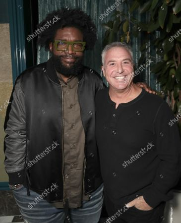 """Director Ahmir """" Questlove """" Thompson and David Dubinsky attends a Searchlight Pictures """"Soul of Summer"""" Tastemaker Event"""""""
