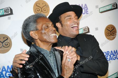 Andre de Shields and James Harkness