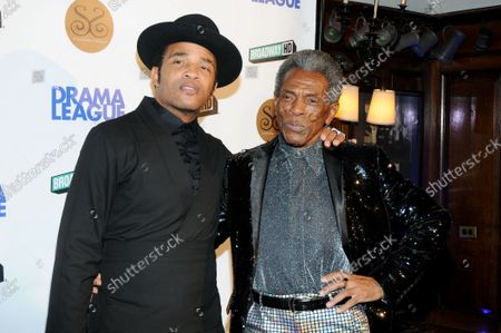 Editorial photo of The Drama League 'Light The Lights' Fall Benefit, New York, USA - 18 Oct 2021