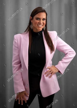 Stock Image of Stephanie McMahon, WWE, Chief Brand Officer