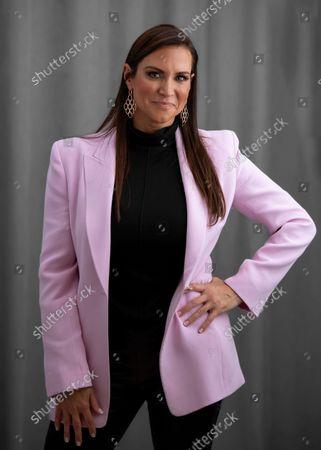 Stock Photo of Stephanie McMahon, WWE, Chief Brand Officer