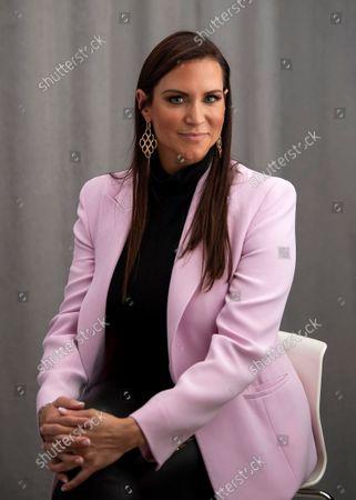 Stephanie McMahon, WWE, Chief Brand Officer