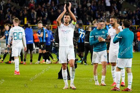 Editorial image of Club Brugge v Manchester City, UEFA Champions League, Group A, Football, Jan Breydelstadion, Bruges, Belgium - 19 Oct 2021