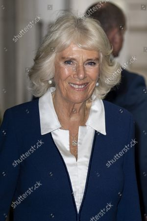 Camilla Duchess of Cornwall19 Oct 2021