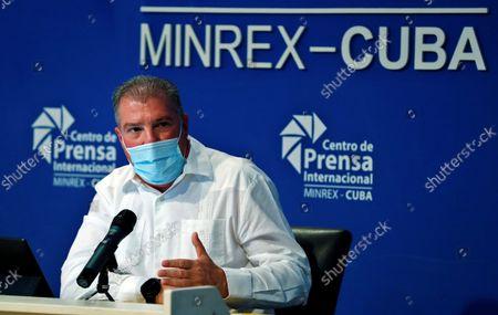 Editorial image of Cuba eliminates the mandatory quarantine for tourists from 07 November, Havana - 19 Oct 2021
