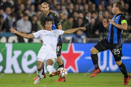 Editorial photo of Club Brugge v Manchester City, UEFA Champions League, Group A, Football, Jan Breydelstadion, Bruges, Belgium - 19 Oct 2021