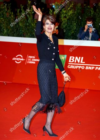 Stock Picture of Fanny Ardant