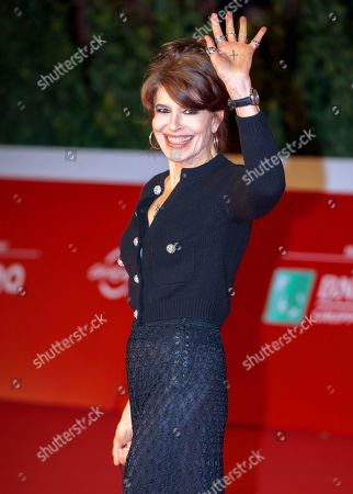 Editorial photo of 'The Young Lovers' premiere, Rome Film Festival, Italy - 16 Oct 2021