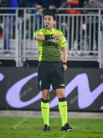 Editorial picture of Italian football Serie A match Venezia FC vs ACF Fiorentina, Venice, Italy - 18 Oct 2021