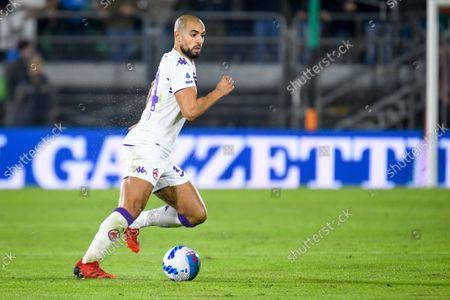 Editorial image of Italian football Serie A match Venezia FC vs ACF Fiorentina, Venice, Italy - 18 Oct 2021