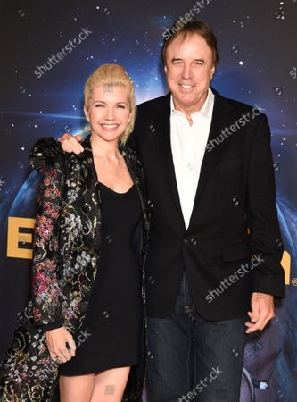 Kevin Nealon and wife Susan Yeagley