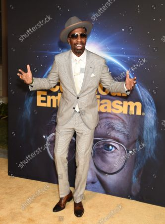 Editorial photo of 'Curb Your Enthusiasm' TV show premiere, Arrivals, Los Angeles, California, USA - 19 Oct 2021