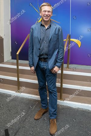 Editorial picture of 'Freestyle Love Supreme' Broadway premiere, Arrivals, New York, USA - 19 Oct 2021