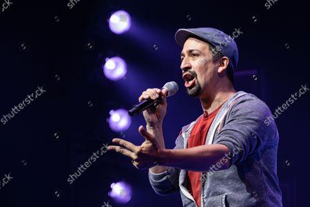 'Freestyle Love Supreme' curtain call - Lin-Manuel Miranda